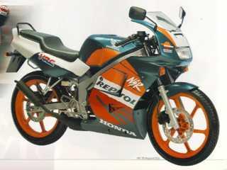 Honda NSR 50 2000
