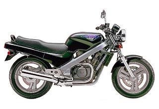 Honda NTV 650 Revere 1991
