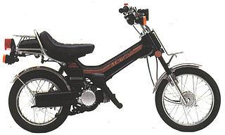 Honda NU 50 Urban Express 1983
