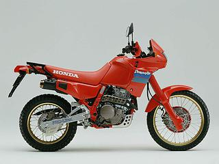Honda NX 650 Dominator 1989