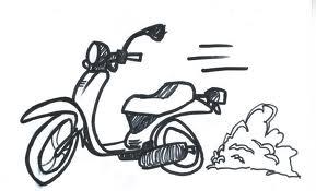 Honda Sky dibujo