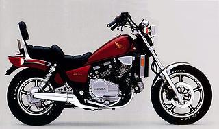 Honda VF 700C Magna 1985