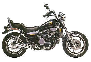 Honda VF 750C Magna