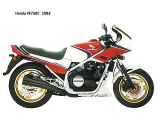 Honda VF 750F 1983