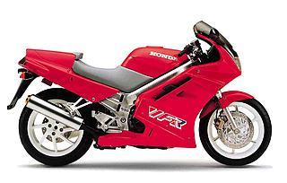 Honda VFR 750F 1990-1993
