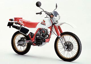 Honda XL 200R 1985