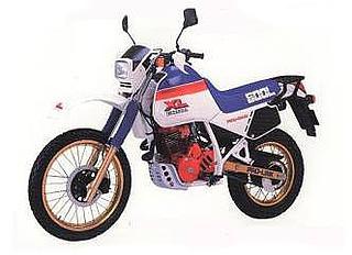 Honda XL 600L 1997-1999