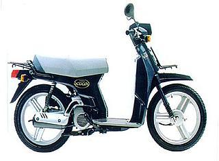 Honda Scoopy SH 75 1987-1995