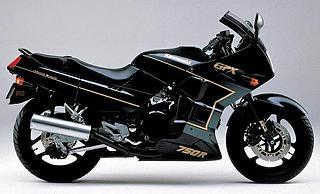 Kawasaki Ninja GPX 750R-1987