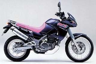 Kawasaki KLE500-1992