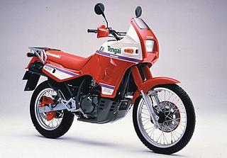 Kawasaki KLR 650 Tengaï