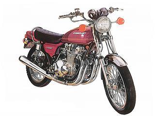 Kawasaki KZ 1000 1976