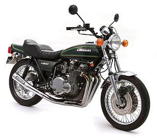 Kawasaki KZ 900 1976