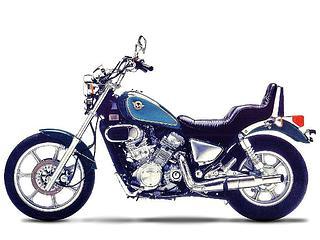 Kawasaki VN750 Vulcan 1993