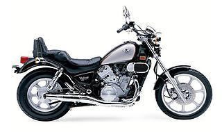 Kawasaki VN750 Vulcan 2005