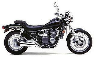 Kawasaki ZL600 Eliminator