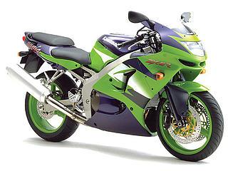 kawasaki ZX-6R Ninja 1998-1999