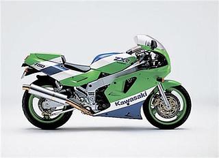 Kawasaki ZXR 750 H2
