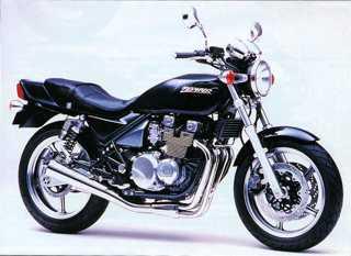 Kawasaki zephyr550 1992