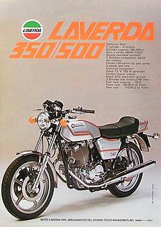 Laverda 350/500 1979