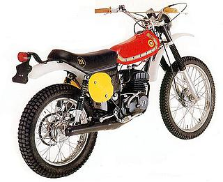 Montesa Enduro 75