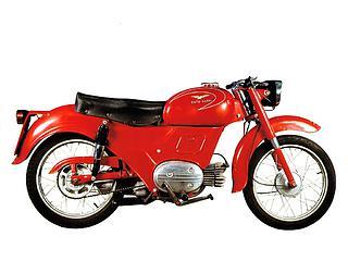 Moto Guzzi Lario 110 1960