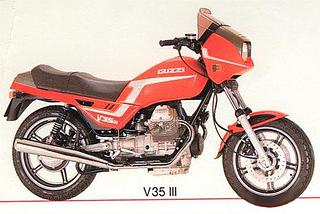 Moto Guzzi V35 III 1981