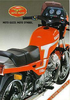 Moto Guzzi V35III-1981