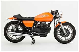 Moto Guzzi V50 1982
