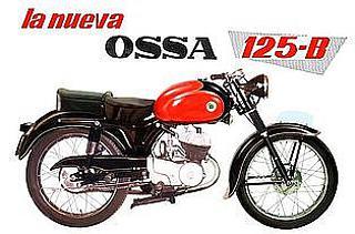 Ossa 125 B