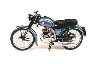 Ossa 150 C 1958