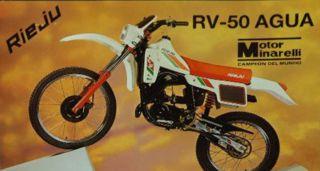 Rieju RV50 Folleto
