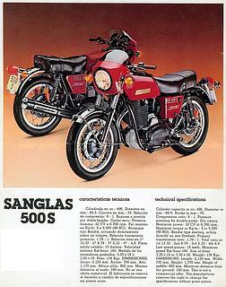Sanglas 500S