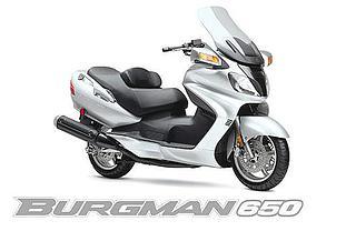 Suzuki Burgman 650 2002-2005