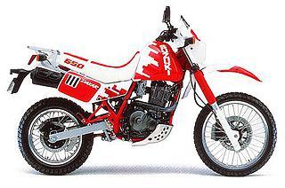 Suzuki DR650R 1991