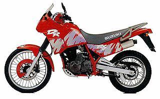 Suzuki DR 650RSE 1992