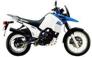 Suzuki DR 750S 1988