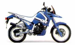 Suzuki DR 800S 1990