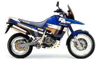 Suzuki DR 800S 1991