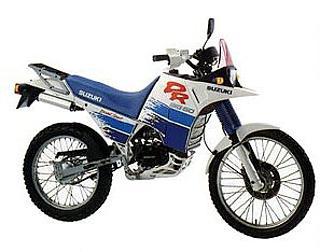 Suzuki DR50-BIG 1991