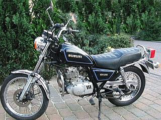 Suzuki GN 125 1999