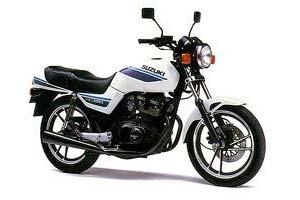 Suzuki GS 450E 1985-1989