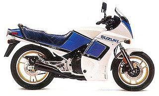 Suzuki GS 550EF 1985