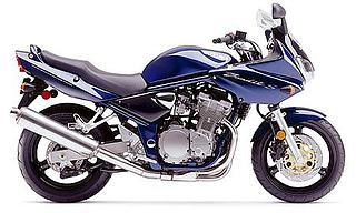 Suzuki GSF600 año 2003