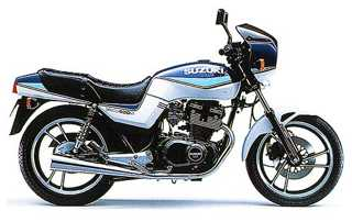 Suzuki GSX 400E 1984