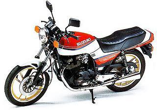 Suzuki GSX 400E 1986