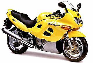 Suzuki GSX 600F 1998