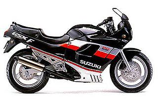Suzuki GSX 750F-1988