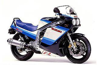 Suzuki GSX-R 1100 1986