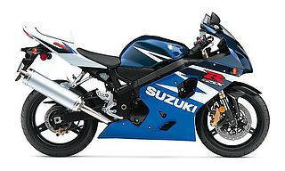 Suzuki GSX-R600 2004